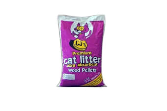 CJs Wood Cat Litter (May Vary)