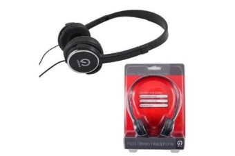 Shintaro Kids Stereo Headphone Black, 1.15m Cable, Volume Limited for Kids, 1Yr Warranty