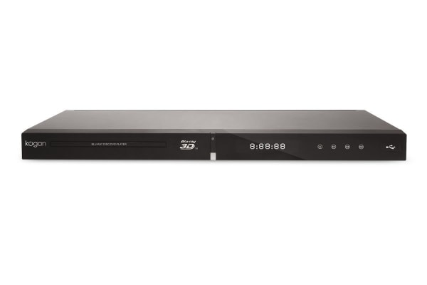 Kogan 3D Blu-ray Player with 4K Upscaling