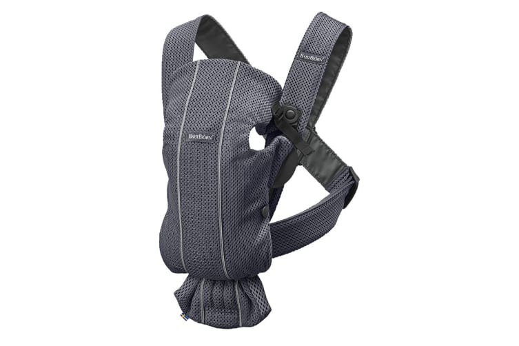 BabyBjorn Carrier Mini (Anthracite/Mesh)