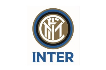 Inter Milan FC Official Wall Sticker (Blue) (One Size)