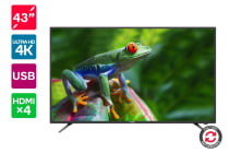 "​​Kogan 43"" 4K LED TV (Series 8 JU8000)"