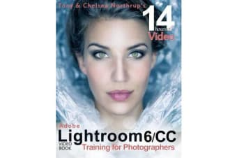 Adobe Lightroom 6 / CC Video Book - Training for Photographers