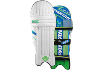 Spartan MC Contender Cricket Batting Pad Leg Guard/Protection Left Handed Boys