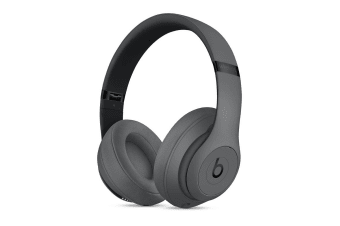 Beats Studio3 Wireless Over-Ear Headphones (Grey)