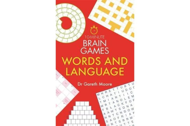 10-Minute Brain Games - Words and Language