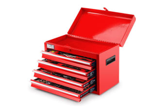 BULLET 319 Piece Tool Kit Chest Tool Box DIY Metric Toolbox Mechanic Set
