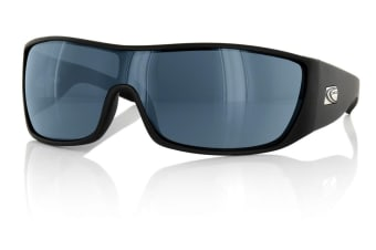 Carve Kingpin Matt Black Unisex Sunglasses