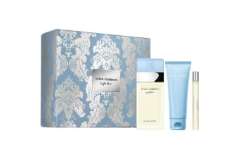 Light Blue Giftset 1 for Women EDT 100ml