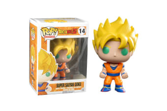 Dragon Ball Z Super Saiyan Goku Pop! Vinyl