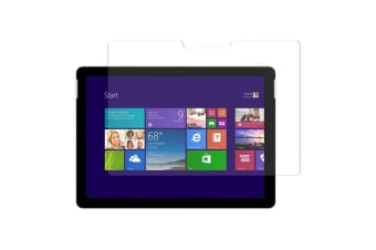 INCIPIO Plex Pro Tempered Glass  Screen Protector  for Microsoft Go
