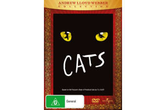 Cats DVD Region 4