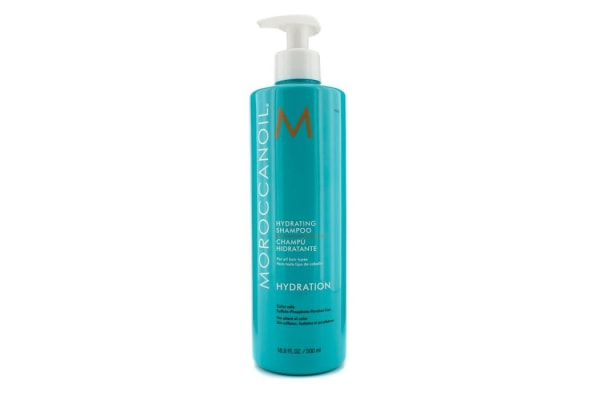 Moroccanoil Hydrating Shampoo (For All Hair Types) (500ml/16.9oz)
