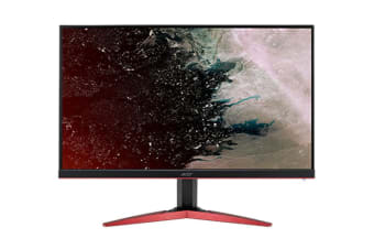 "Acer Gaming Free-Sync 24.5""LED-TN FHD 1920 x 1080 Monitor (KG251Q)"