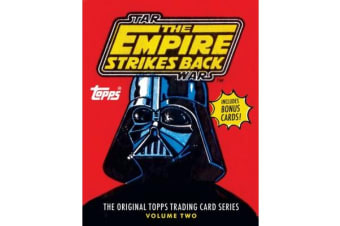 Star Wars: The Empire Strikes Back - The Original Topps Trading Card Series, Volume Two