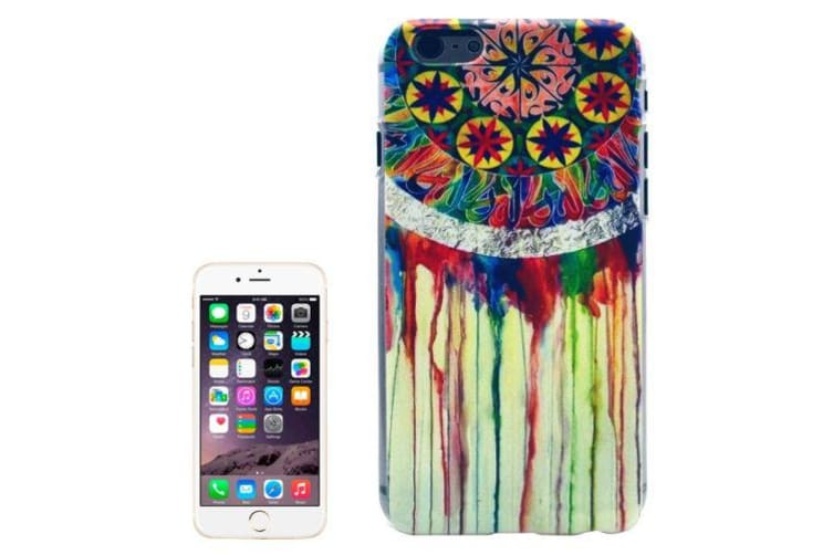 For iPhone 6S 6 Case  Watercolor Durable High-Quality Shielding Cover