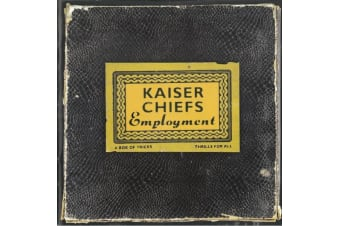 Kaiser Chiefs – Employment PRE-OWNED CD: DISC EXCELLENT