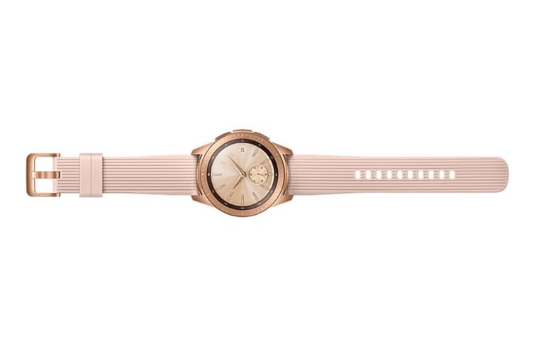 Samsung Galaxy Watch SM-R810 (42mm, Bluetooth, Rose Gold)