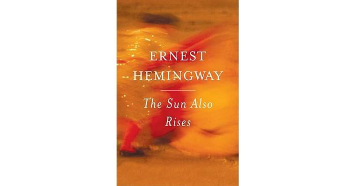 the themes of racism and jealousy in the sun also rises by ernest hemingway Religious intolerance, and racism hemingway expanded upon this theme in a farewell to arms, the hero the sun also rises is probably ernest hemingway.