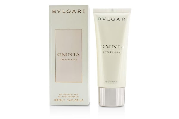 Bvlgari Omnia Crystalline Bath & Shower Gel (100ml/3.4oz)