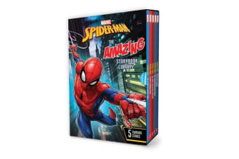 Marvel Spiderman - The Amazing Storybook Library
