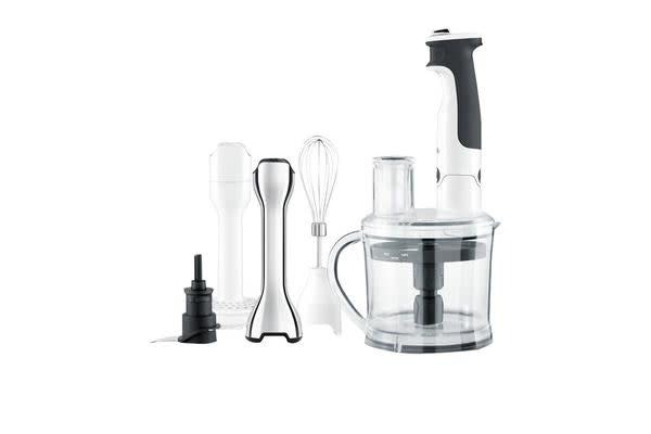 Breville the All in One Control Grip Processing Station