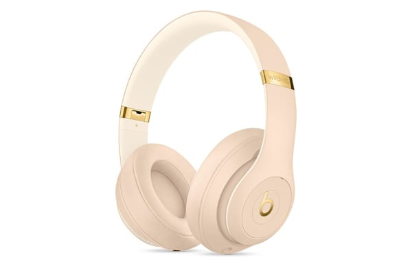 Beats Studio3 Wireless Over-Ear Headphones (Desert Sand)