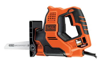 Black & Decker 500W AutoSelect Scorpion Saw (RS890K-XE)