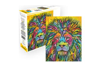 Dean Russo Lion AS 500pc Puzzle