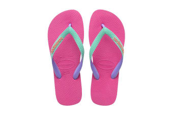 Havaianas Top Mix Thongs (Hollywood Rose)
