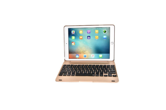 Removable Wireless Bluetooth Keyboard For Ipad Air1/Air 2 - 9.7 Inch Gold