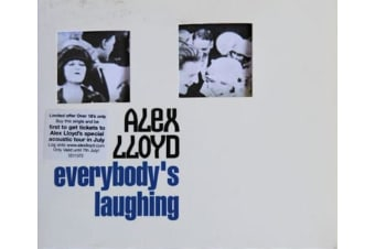 Alex Lloyed - Everybody's laughing PRE-OWNED CD: DISC EXCELLENT