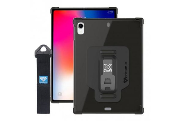 """Armor-X (ZXT Series) Tablet Case for  iPad Pro 11"""" - Mountable 4 Corner Shockproof Tablet case with"""