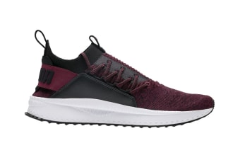 PUMA Men's TSUGI Jun Baroque Shoe (Fig/Shadow Purple/Black)