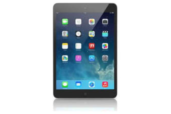 Used as demo Apple iPad Mini 2 16GB Wifi + Cellular Black (100% GENUINE + AUSTRALIAN WARRANTY)