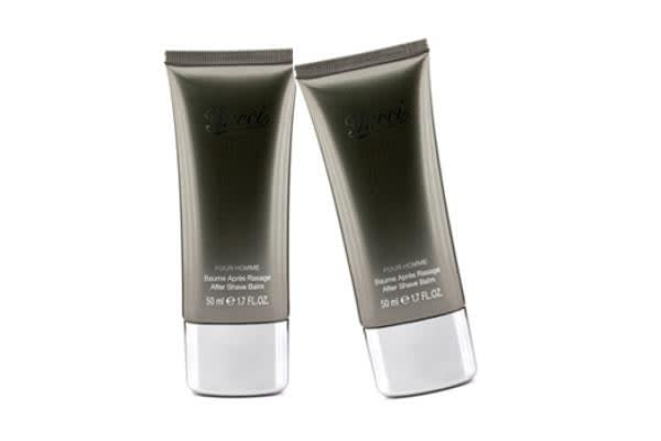 Gucci Gucci By Gucci Pour Homme After Shave Balm Duo Pack (Unboxed) (2x50ml/1.7oz)