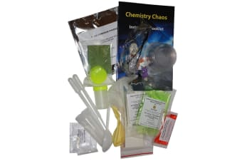 Discover Science Chemistry Chaos (19 Experiments)