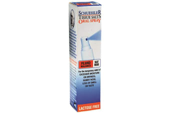 Martin & Pleasance Schuessler Tissue Salts Nat Mur Fluid Balance 30ml Spray
