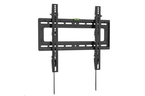 "BRATECK 23-55"" Tilt Curved & Flat Panel TV Wall Mount. Max VESA 400x400mm. Profile 40mm."