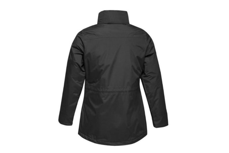 Regatta Womens/Ladies Darby Insulated Jacket (Black) (12 UK)