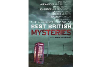 Mammoth Book of Best British Mysteries 8