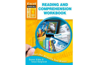 Excel Advanced Skills - Reading and Comprehension Workbook Year 1