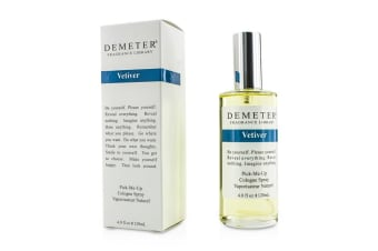 Demeter Vetiver Cologne Spray 120ml