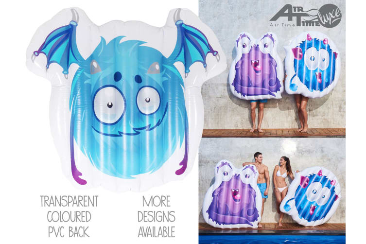 Airtime Inflatable Monster Pool Float