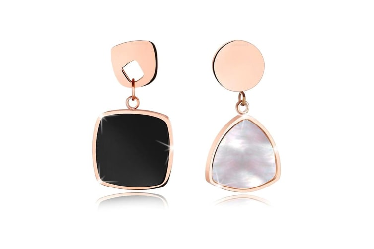 Tequilla Bliss Earrings-Rose Gold