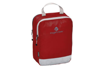 Eagle Pack-It Specter Clean Dirty Cube Small - Volcano Red