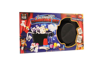 Ultimate Magician Set with 150 Tricks and Illusions