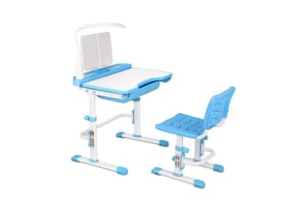 Artiss Kids Study Desk and Chair (Blue)