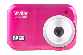Vivitar 10.1MP Digital Kids Camera (Pink)