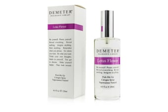 Demeter Lotus Flower Cologne Spray 120ml